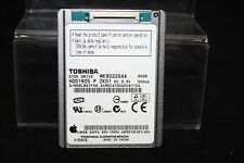 "Genuine Toshiba 1.8"" MK8022GAA HDD1805 5MM ZIF Hard Disk Drive 80GB"
