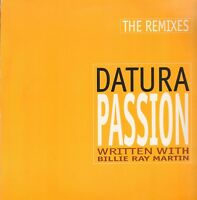 DATURA - Passion, Feat. BILLIE RAY MARTIN ( BUM Club Remixes) - TRANCE / Irma