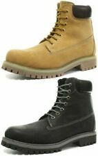 New Grinders Brixton Mens Lace Up Ankle Boots ALL SIZES AND COLOURS