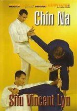 Chin Na DVD Sifu Vincent Lyn shaolin ling gar chinese kung fu pressure points