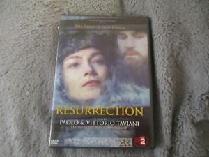 """RARE! DVD """"RESURRECTION"""" Stefania ROCCA / de Paolo & Vittorio TAVIANI"""