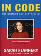 In Code: A Mathematical Adventure By Sarah Flannery, David Flan .9781861972712