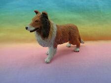 2004 Safari Ltd Collie Puppy Dog Animal Figure