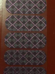 Jamberry Wrap Half Sheet - FADV Rise Up Logo Side - Charity - Domestic Violence