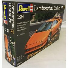 Kit De Modelo Revell 1/24 07066 Lamborghini Diablo VT Kit de coche
