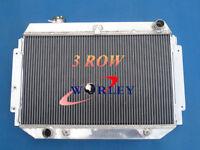 3 Core Aluminum Radiator For HOLDEN HQ HJ HX HZ V8 Kingswood 253 & 308 AT/MT