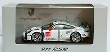 PORSCHE 911 (991) RSR 1:43 Spark Porsche dealer's box model WAP-020-137-0G