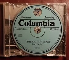 Bob Dylan Time Out of Mind CD 1997 Columbia US 11trx Love Sick DIrt Road Blues D