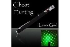 Ghost Hunting Green Laser Grid Pen + Hands-Free O-Ring + FREE Batteries