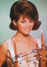 Claudia Cardinale Autogramm signed 20x30 cm Bild