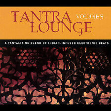 TANTRA LOUNGE 5 - Various Artists CD