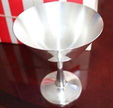Salem Silverplated Sherbert Cups set of 4