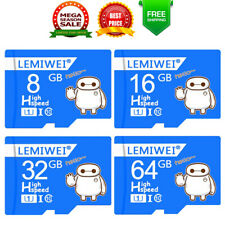 Micro SD Card 128mb 8gb 16gb 32gb 64gb Class10 Brand New TF Memory Card HOT SALE