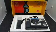 Vintage Kodak Instamatic X-15 Color Outfit Camera with Box