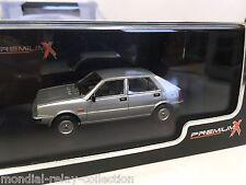 Saab Lancia GLS 1980 - Metallic Silver- 1/43 IXO VOITURE DIECAST - PR024