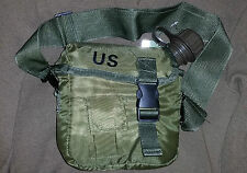 Water Bottle Canteen - 2 QT US Army With Carrier & Strap Made