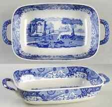 Spode BLUE ITALIAN (OVEN TO TABLE) Rectangular Baker 7922032