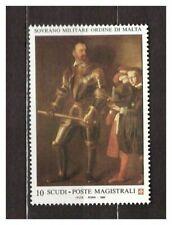 s31424) SMOM 1993 MNH** Caravaggio painting 1v
