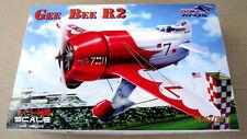 Gee Bee R2 Super Sportster (PE parts, mask)   1/48 Dora Wings # 48001