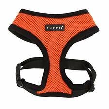 New listing Puppia Soft Dog Harness No Choke Over-The-Head Triple Layered Breathable Mesh.