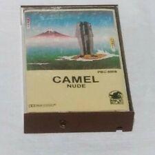 CAMEL ~ Nude  PROG ROCK CASSETTE 1981 Passport EX Free Ship!