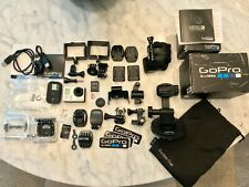 GoPro HERO3 Black Edition MINT 32GB MiniSD with LOTS of Acc, headstrap, suction