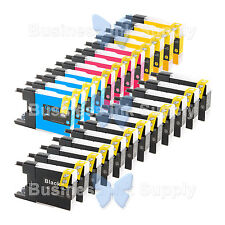 24 PACK LC71 LC75 Compatible Ink Cartirdge for BROTHER Printer MFC-J435W LC75