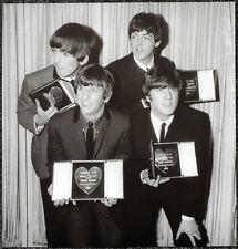 THE BEATLES POSTER PAGE 1964 VARIETY CLUB AWARDS JOHN LENNON . J19