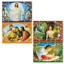 BIBLIQUE - Deco Oeufs de Pâques, Décorations thermocollant pour oeufs de Pâques