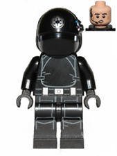 LEGO Minifigure Star Wars BN Death Star Trooper open mouth mini SW0520