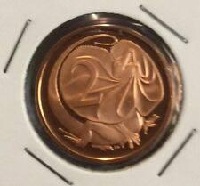 1972 -2 cent proof coin