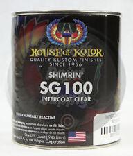 House of Kolor SG100 Shimrin Intercoat Clear  1 Quart