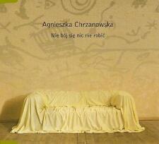 AGNIESZKA CHRZANOWSKA - NIE BÓJ SIĘ NIC NIE ROBIĆ - EP CD, 1998 - PROMO