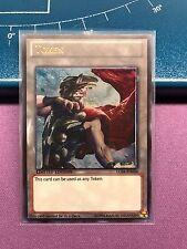 Custom Yugioh Token Thor Marvel Avengers NM Yu-Gi-Oh! ORICA Ultra Rare