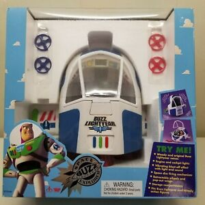 Disney Buzz Lightyear Space Explorer Ship 1996 Toy DOES NOT WORK