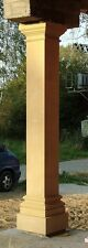 1x 263cm Quadratische Säule Toskana Säulen Steinsäulen Gartensäule BLACKFORM