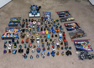HUGE Lego Dimensions PS4 Lot- 120+ Figures (Sonic, Teen Titans Go, MUCH MORE!!!)