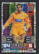 Match Attax 2014/2015 - Man of the Match - 383 Tim Krul - Newcastle
