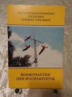 DDR Kosmonauten Der Hochartistik Publicidad Flyer / Anuncio - Leipzig - Um