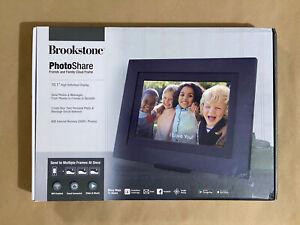 "Brookstone PhotoShare 10.1"" High Definition Display 🎞"