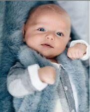 Théophile & Patachou baby fur vest