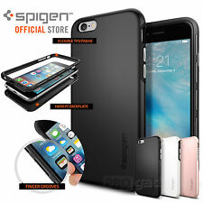 Spigen Thin Fit Hybrid Series Cases for iPhone 6s Plus Black