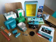 Lomography Diana Mini & Flash + Case + Flash Case + Hand Strap + Colour Film x 3