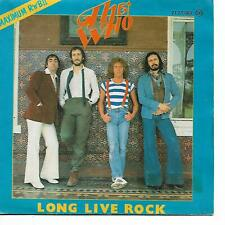 """THE WHO 7""""PS Spain 1979 Long live Rock +2"""