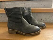 COPO DE NIEVE Schnürer Boots Stiefelette Cord in grau