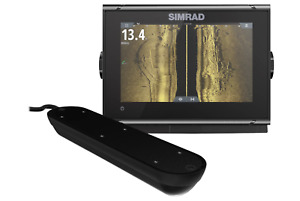 Simrad GO7 XSR with 3-in-1 Active Imaging XDucer New 2021 C-MAP Discover Charts
