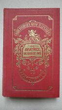 UNE AVIATRICE DE DOUZE ANS  bibliothèque rose