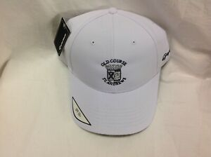 New-2020 TaylorMade Old Course St.Andrews Adjustable Golf Caps