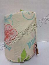 Pottery Barn PB Teen AZURE FLORAL Ocean Beach Topical Bed sheets Set TWIN aloha