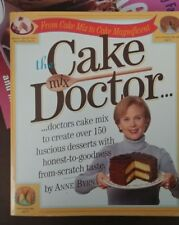 The Cake Mix Doctor by Anne Byrn (1999, Paperback) VERY GOOD PAPERBACK